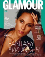 Alicia Keys Glamour UK AW20/21